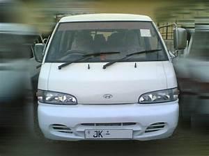 Hyundai Van H100