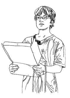 279 Best Harry Potter Coloring Pages images | Harry potter