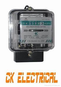 Single Phase Power Meter Energy Meter Kwh Meter Watt Hour Meter Induction Meter - Dd28