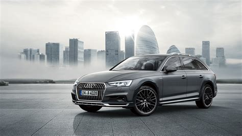 Audi A4 4k Wallpapers by Audi A4 Allroad 2 Tfsi Quattro Absolute 4k 2018 Wallpaper