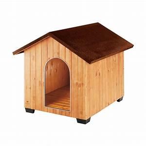 Caseta de madera para perros Domus Tiendanimal
