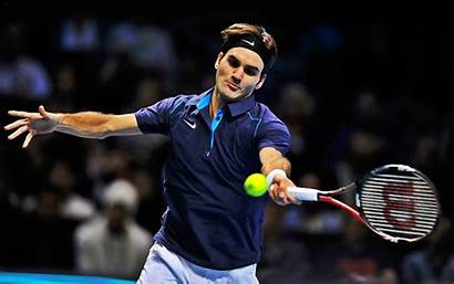 Federer Roger Tennis Wallpapers Players Desktop Player