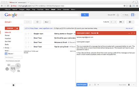 secure mail for gmail by streak chrome web store