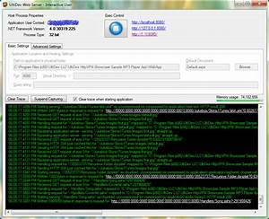 How can I launch Cassini Web Server from a command line or ...