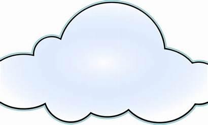 Clipart Cloud Clouds Vector