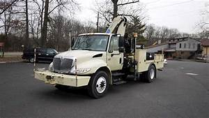 2006 International 4300 Crane Truck For Sale  51 776 Miles