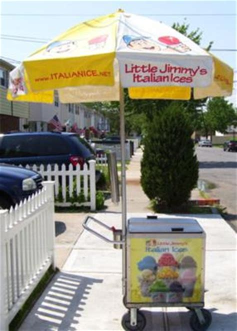 Little Jimmy's Italian Ice Cart   $1,800   New Jersey