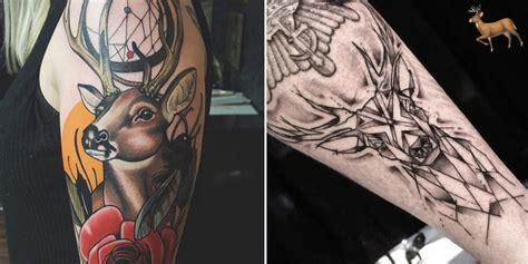 Tete De Cerf Tatouage Quelles Sont L Histoire Et La Signification Du Tatouage Cerf