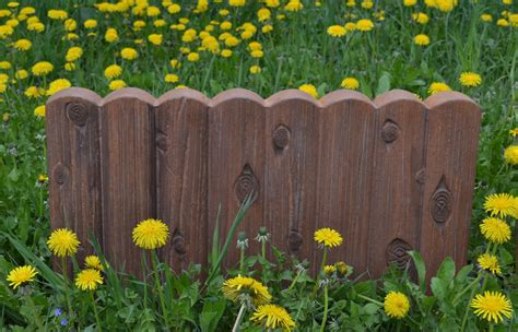 decorative border fence reviews online shopping