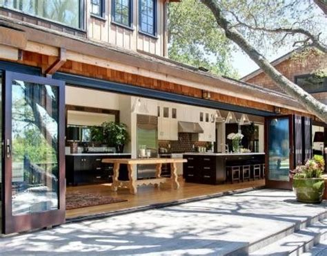 25+ Best Ideas About Indoor Outdoor Kitchen On Pinterest