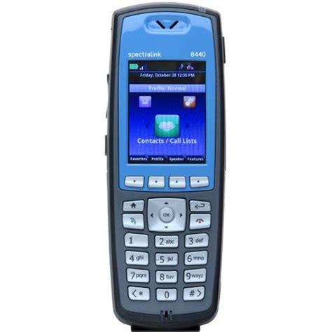 blue link phone number spectralink 8440 lync wireless phone in blue ip phone