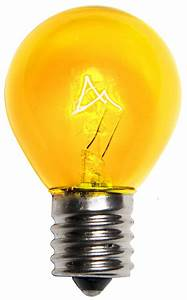 E17 Patio And Party Light Bulbs