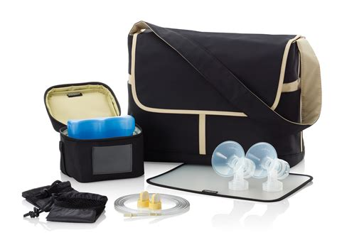 Discreet Portable Simple Pumping On The Go Medela