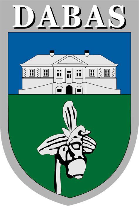 DABAS.HU Dabas Város Önkormányzatának weboldala - Címer