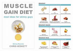 7 Day Meal Plan For Muscle Gain Male