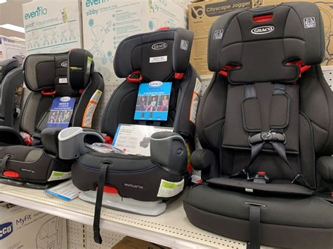 Target Car Seat Trade-in Event 2019 (4/22-5/4)
