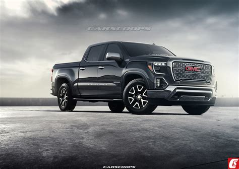 2019 Gmc Images by Gmc To Lift Curtain On 2019 In March Pickuptrucks