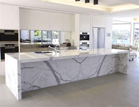 maintain kitchen island marble top
