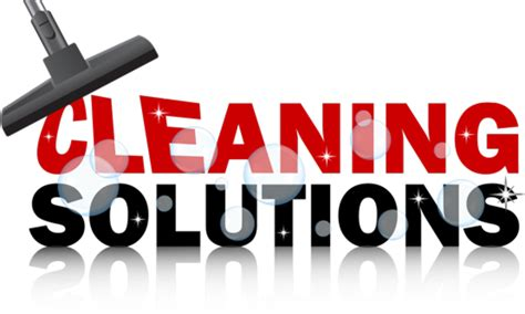 Cleaning Solutions Logo - Redline Company