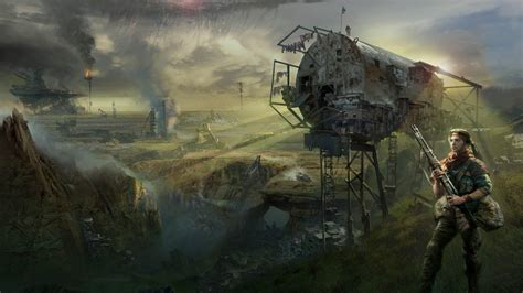Post Apocalyptic Wallpapers 1920x1080 Science Fiction Post Apocalyptic Wallpaper 1920x1080 119227 Wallpaperup