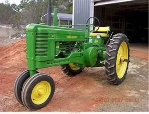 Shinn Blog  John Deere B Tractor