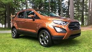 Sb Autos : 2018 ford ecosport canadian preview ~ Gottalentnigeria.com Avis de Voitures