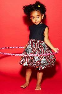 Ankara Styles for Babies-19 Adorable Ankara Dresses For ...
