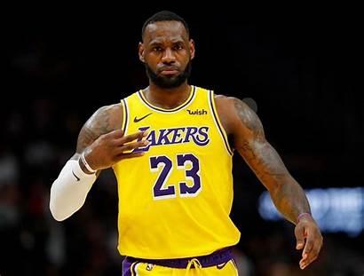 Lebron James Lakers Buss Jeanie Today Davis