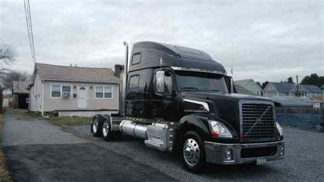 2006 volvo semi truck for sale volvo vt880 2006 sleeper semi trucks
