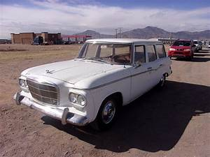 1962 Studebaker Lark Station Wagon   Cool Looking Original