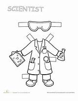 Career Coloring Pages Getcolorings sketch template
