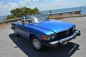 1982 Mercedes Benz Sl 380sl Convertible S Class 560sl