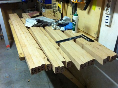 tommys wall mounted folding workbench  wood whisperer