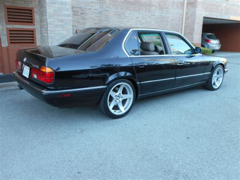old cars and repair manuals free 1994 bmw 8 series instrument cluster one of a kind 1994 bmw 740il custom 6 speed manual transmission rust free e32 classic bmw 7