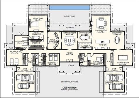 perfect house layout   wouldnt   garages
