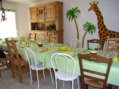 deco table de bapteme d 233 coration de la table du bapt 234 me photo de d 233 co le petit monde de maman poule