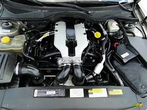 1999 Cadillac Catera Standard Catera Model Engine Photos