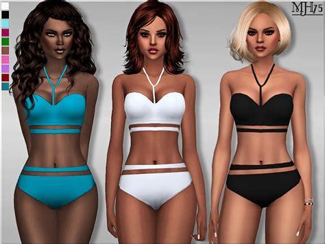 sims  ccs   cut  bikini  margeh
