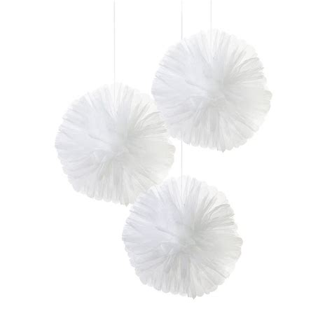 white pom pom decorations 17 best ideas about tulle poms on pom pom