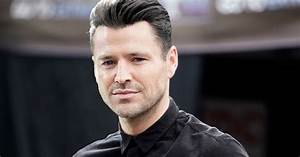Keeping up appearances! Mark Wright plasters on the make ...