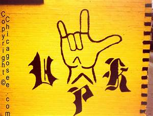 The gallery for --> Latin Kings Gang Hand Signs