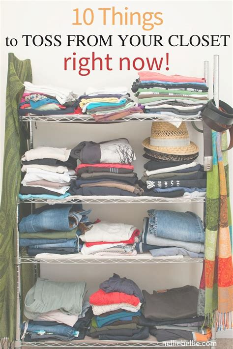 10 Reasons To Declutter Your Closet Right Now by 10 Things To Toss From Your Closet Right Now See Best