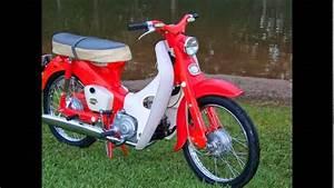 Honda C50 Honda C70 Classic Motor Honda C70 Super Cub