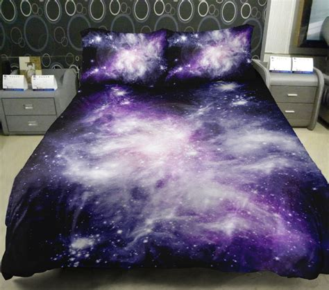 galaxy quilt cover galaxy duvet cover galaxy sheets space