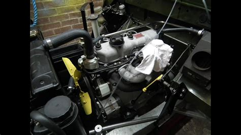 3 Series Engines by Land Rover Series 3 Engine In Detail