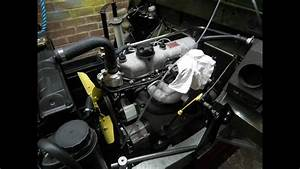 Land Rover Series 3 Engine In Detail