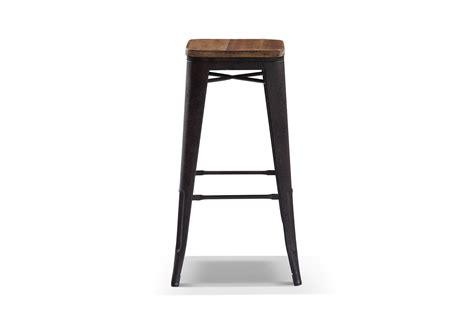 tabouret de cuisine 4 pieds tabouret de bar vintage design en image