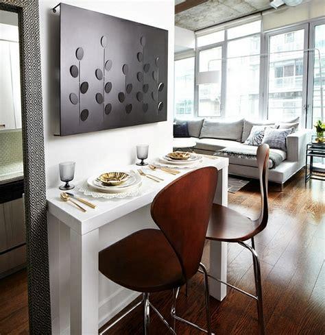 kleines wohnzimmer mit esstisch 50 einrichtungsideen f 252 r kleine esszimmer