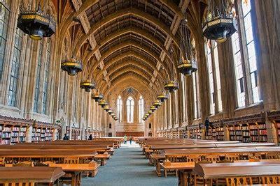 stunning university libraries   world
