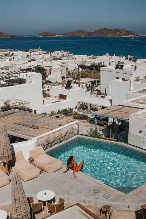 Paros Travel Guide: Where to Stay in Naoussa - Dana Berez